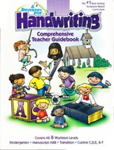 A Reason for Handwriting: A Homeschool Guidebook for All Ages (revised)