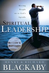 Spiritual leadership, Softcover