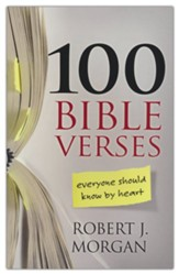 100 Bible Verses Everyone Should Know by Heart, International Edition