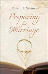 Preparing for Marriage-Couples Edition