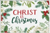Christ Is Christmas, Box of 20 Cards