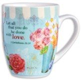 Let All That You Do Be Done with Love Mug With Gift Box