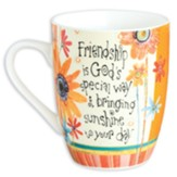A Friend Loves at All Times Mug With Gift Box