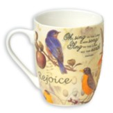 Songbirds Boxed Mug