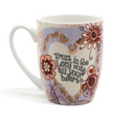 Trust in the Lord, Gift Boxed Mug