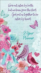 Sisters By Heart, 2020-21 Pocket Planner