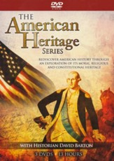 The American Heritage Series, 3 Disc Set (Repackaged)