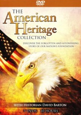 The American Heritage Collection, 3 Disc Set (Repackaged)