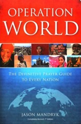Operation World, Softcover