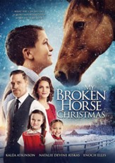 My Broken Horse Christmas, DVD