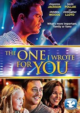 The One I Wrote for You, DVD