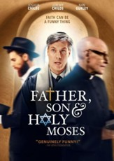 Father, Son & Holy Moses! DVD