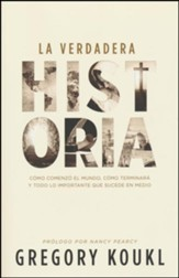 La verdadera historia  (The Story of Reality)