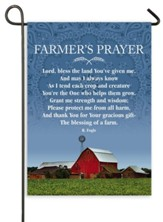 Farmer's Prayer Flag, Small