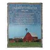 Farmer's Prayer Throw