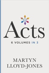 Acts (6 volumes in 3): Chapters 1-8 - eBook