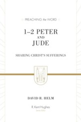 1-2 Peter and Jude (Redesign): Sharing Christ's Sufferings - eBook
