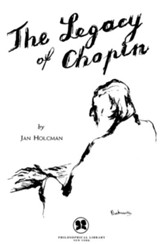 The Legacy of Chopin / Digital original - eBook