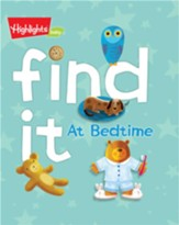 find it!™ At Bedtime Padded Board Book