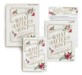What Matters Most, DVD Leader Kit: A Study of Philippians