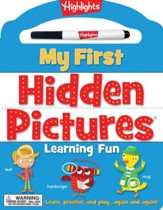 My First Hidden Pictures Learning  Fun