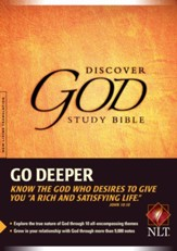 The Discover God Study Bible - eBook
