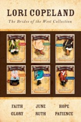 The Lori Copeland Collection: Brides of the West series - eBook