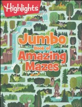 Highlights, Jumbo Book of Amazing Mazes