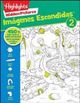 Hidden Pictures ® Imágenes Escondidas 2, Bilingual
