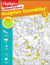 Hidden Pictures ® Imágenes Escondidas 3, Bilingual