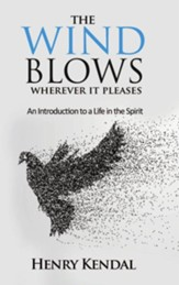 The Wind Blows Wherever it Pleases: An Invitation to the Adventurous Life in the Spirit - eBook