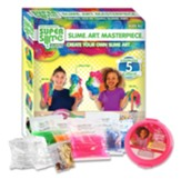 Super Slime Masterpiece Activity Kit