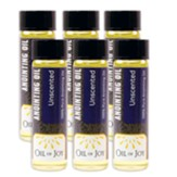 Anointing Oil: Pack of 6 vials