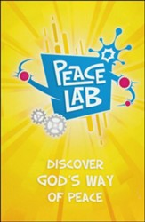 Peace Lab: Invitation Postcard, pack of 20