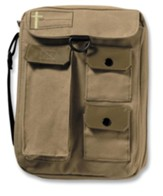 Cargo Compartment Bible Cover, Khaki