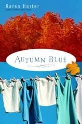 Autumn Blue: A Novel - eBook