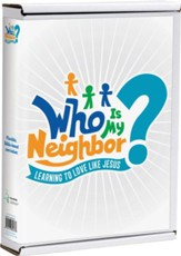 Who Is My Neighbor? Starter Kit - MennoMedia VBS 2019