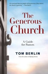 A Generous Church: A Guide for Pastors - eBook