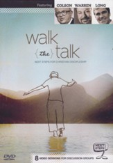 Walk The Talk: 8 Session for Discussion Groups, Next Steps for Christian Discipleship DVD