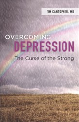 Overcoming Depression: The Curse of the Strong - eBook