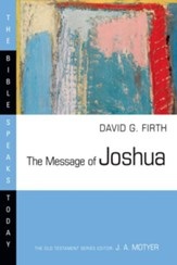 The Message of Joshua - eBook