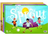 Great Big Beautiful World: Activity Area Poster Pack (pkg. of 5)