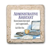 Administrative Assistant Sentiment Tile