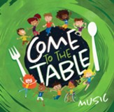 Come to the Table: Student Music CDs (pkg. of 10)