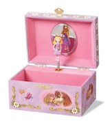 Butterfly Princess Jewelry Box
