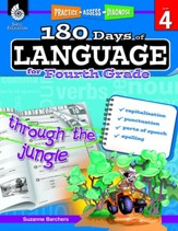 180 Days of Language, Grade 4