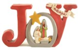 Holy Family, Joy, Figurine