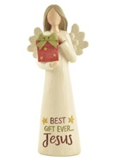 Best Gift Ever... Jesus, Christmas Angel