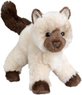Hilda, Himalayan Cat, Plush