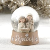 Rejoice, Holy Family, Water Globe